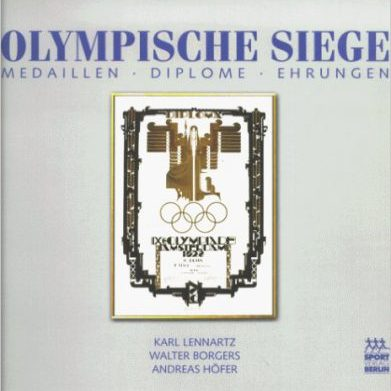 Rezension 2000 Olympia Lennartz_Borgers_Olympia Cover